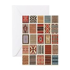 Art of Navajo Weaving Greeting Card