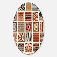 Art of Navajo Weaving Decal