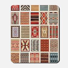 Art of Navajo Weaving Mousepad