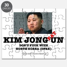 KIM JOHN FAT UN - DPRK Puzzle