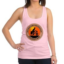Its The Journey Racerback Tank Top