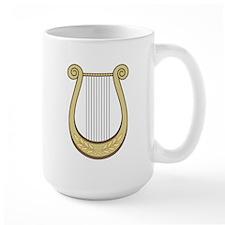 Lyre Mugs