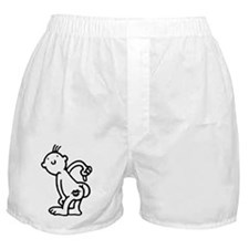 KISS MY ASS Boxer Shorts