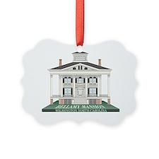 Bellamy Mansion Ornament