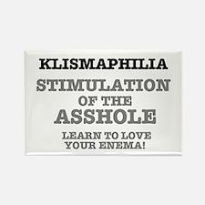KLISMAPHILIA - STIMULATION OF THE Rectangle Magnet