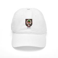 Hamilton Clan Crest Tartan Baseball Cap