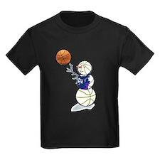 Basketball Snowman T