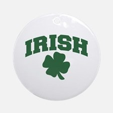 Irish Ornament (Round)