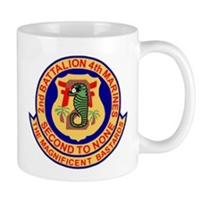 2nd Battalion 4th Marines<BR>Coffee Cup