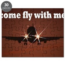 Come Fly With Me Puzzle