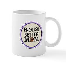 English Setter Dog Mom Mugs