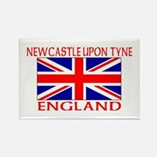 Funny Flags british Rectangle Magnet
