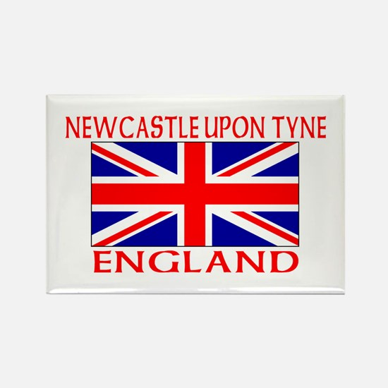 Cute Union jack flag Rectangle Magnet