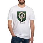 Kincaid Clan Crest Tartan Fitted T-Shirt