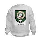Kincaid Clan Crest Tartan Kids Sweatshirt