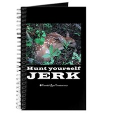 Hunt Yourself Jerk Journal
