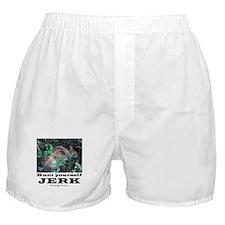 Hunt Yourself Jerk Boxer Shorts