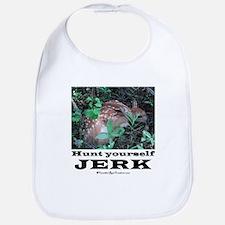 Hunt Yourself Jerk Bib