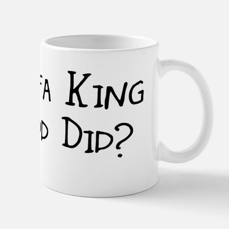 YRU Sofa King We Todd Did? Mug