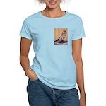 Tortoiseshell West Women's Light T-Shirt