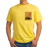 Tortoiseshell West Yellow T-Shirt