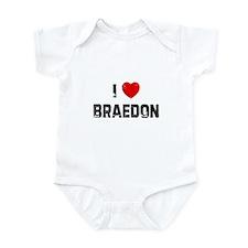 I * Braedon Infant Bodysuit
