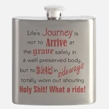 Lifes Journey Flask