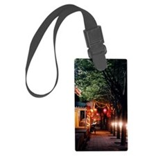 Streets of Beijing Luggage Tag