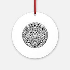 aztec-kopiya Round Ornament