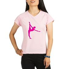 gymnastics Performance Dry T-Shirt