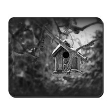 For The Birds Mousepad