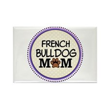 French Bulldog Mom Magnets