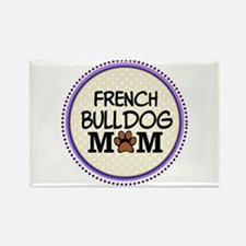 French Bulldog Mom Magnets