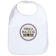 French Bulldog Mom Bib