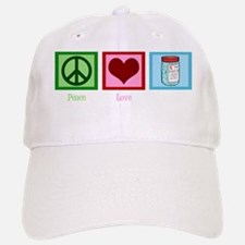 peacelovepharmacistwh Baseball Baseball Cap