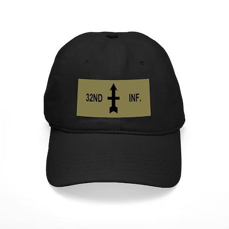 32nd Infantry Brigade Black Cap 1