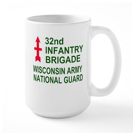 32nd Infantry Brigade Coffee Mug 2