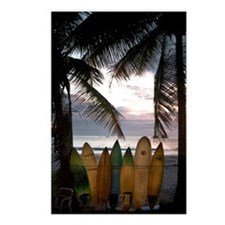 Surf Costa Rica Postcards (Package of 8)