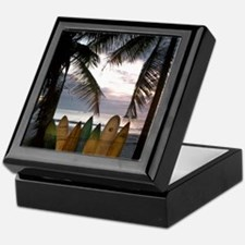 Surf Costa Rica Keepsake Box