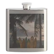Surf Costa Rica Flask