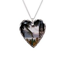 Surf Costa Rica Necklace