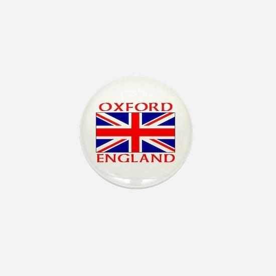 Unique Flag of england Mini Button