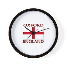 Funny British football Wall Clock