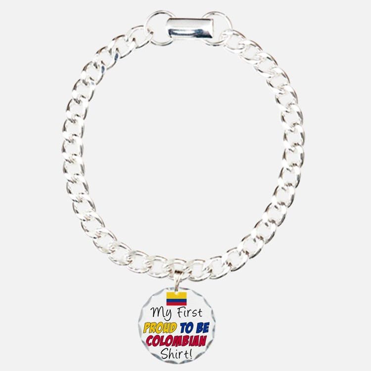 First Proud To Be Colomb Bracelet