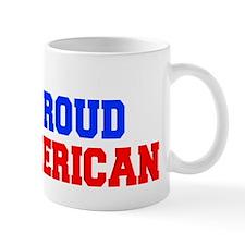 Born In Colombia Proud American Mug