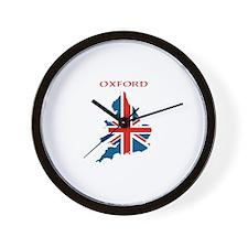 Unique British football Wall Clock