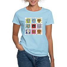 Meow Cat Lover T-Shirt