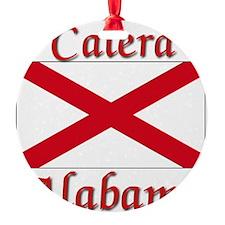 Calera Alabama Ornament