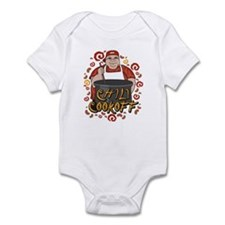 Chili Cookoff Infant Bodysuit