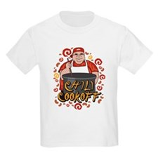 Chili Cookoff Kids T-Shirt